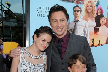 Zach Braff 'Wish I Was Here' Premieres in LA