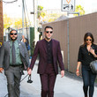 Zachary Quinto Zachary Quinto Is Seen At 'Jimmy Kimmel Live'