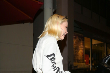 Zara Larsson Zara Larsson At Craig's In West Hollywood