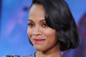 Zoe Saldana 'Guardians of the Galaxy' Premieres in Hollywood