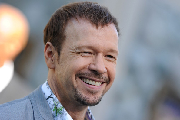 Donnie Wahlberg Photos | Who is Donnie.
