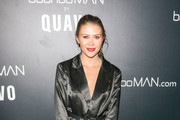 Caelynn Miller-Keyes is seen attending the boohooMAN x Quavo Launch Party at The Sunset Room in Los Angeles, California.