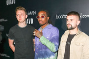Quavo  is seen attending the boohooMAN x Quavo Launch Party at The Sunset Room in Los Angeles, California.