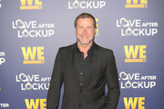 Dean McDermott  is seen arriving at WE tv's Real Love: Relationship Reality TV's Past, Present & Future event at The Paley Center for Media in Los Angeles, California.