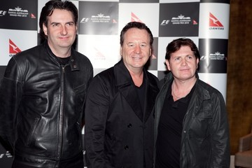 Charlie Burchill 2010 Grand Prix Ball Arrivals 2
