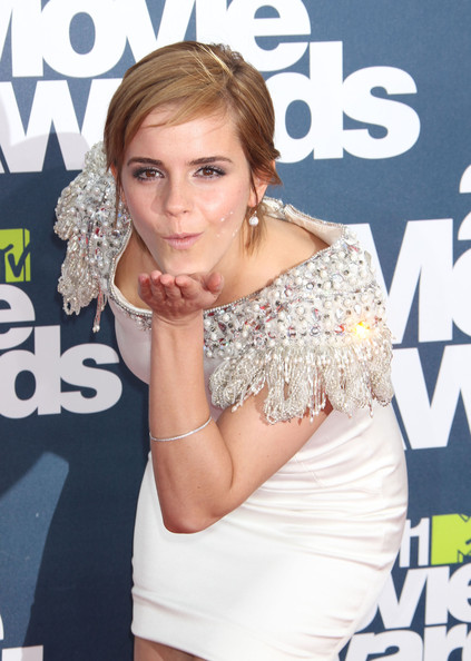 emma watson mtv movie awards after party dress. 2011 MTV Movie Awards -