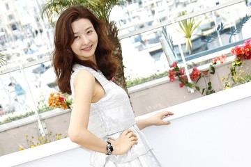 "Sun Mi Song 64th Annual Cannes Film Festival - ""The Day He Arrives"" Photo Call"