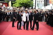 """Celebrities attend the """"Pirates of the Caribbean: On Stranger Tides"""" premiere during the 64th Annual Cannes Film Festival."""