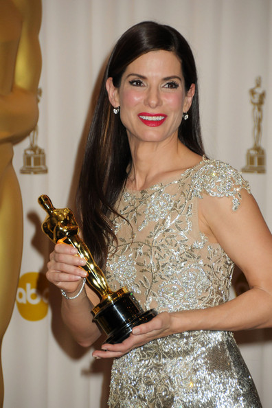 sandra bullock academy award. Sandra Bullock at 82nd Annual