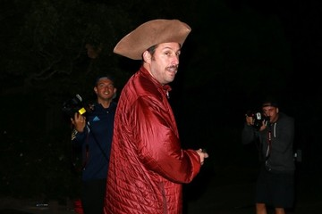 Adam Sandler Stars at Kate Hudson's Halloween Party — Part 3
