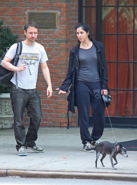Sarah silverman currently dating
