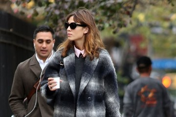 Alexa Chung Alexa Chung Steps Out in NYC