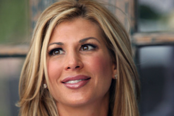 Alexis Bellino  Alexis Bellino Lunches At The Ivy