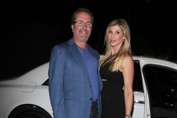 Alexis Bellino  Alexis Bellino Gets Dinner in Hollywood