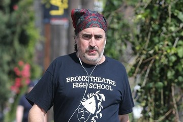 Alfred Molina Alfred Molina Getting In A Work Out In West Hollywood