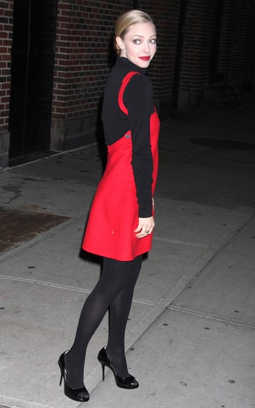 Celebs At The 'Late Show With David Letterman'