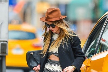 Amber Heard Amber Heard Out With Friends In NYC