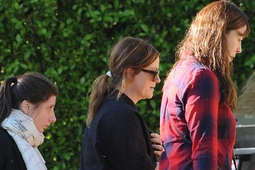 Amy Poehler Amy Poehler Out And About In LA