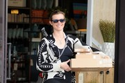 Amy Smart Is All Smiles in West Hollywood
