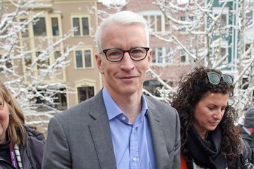 Anderson Cooper Celebrities Out And About At The Sundance Film Festival