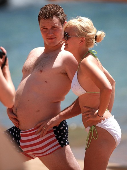 anna faris husband. Good job, Anna Faris. W