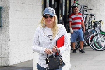 Anna Faris Anna Faris Out and About in Studio City