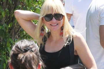Anna Faris Chris Pratt and Anna Faris Do Brunch