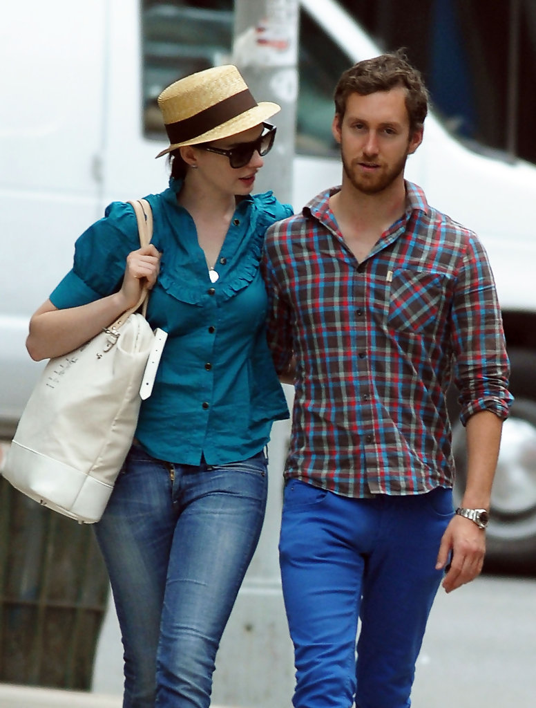 Five Things to Know About Anne Hathaway s Fianc Adam Shulman