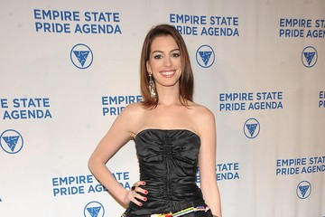Anne Hathaway Anne Hathaway At The 18th Annual Empire State Pride Agenda Fall Dinner