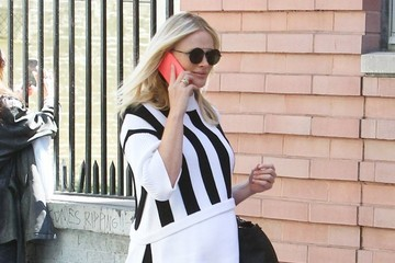 Anne V Pregnant Anne Vyalitsyna Out in NYC