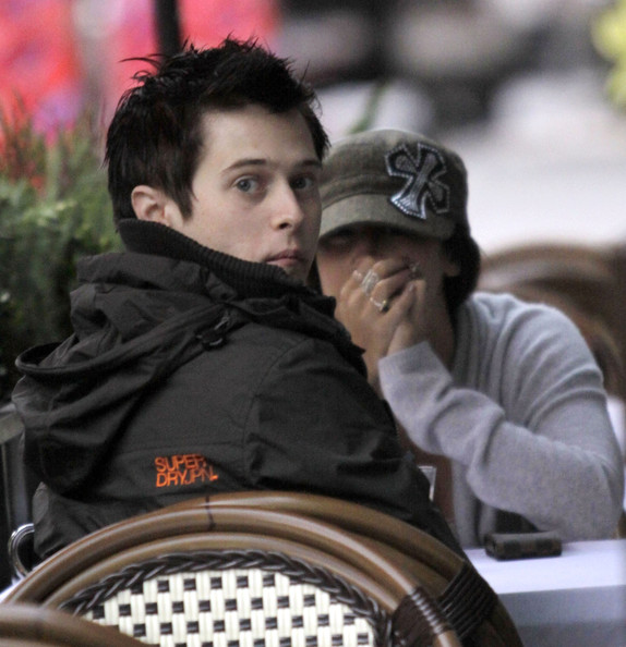 Lucas Grabeel Boyfriend And Lucas Grabeel Out For