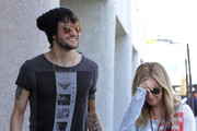 Ashley Tisdale and Martin Johnson Photos Photo