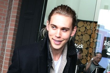 Austin Butler Celebrities Out And About At The Sundance Film Festival