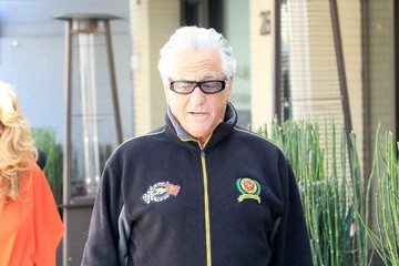 Barry Weiss Barry Weiss Out For Lunch In Beverly Hills