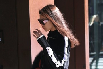 Bella Hadid Bella Hadid Out And About In NYC