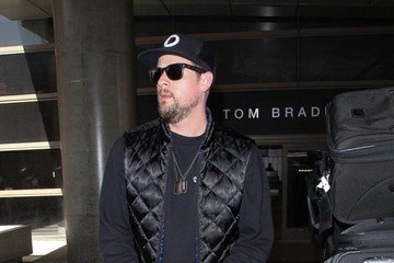 Benji Madden Benji Madden Returns to LA