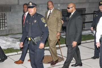 Bill Cosby Bill Cosby Leaves the Montgomery County Courthouse