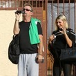 Bill Engvall Celebs at 'Dancing With The Stars' Practice