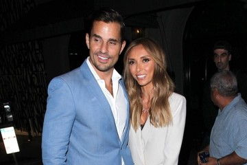 Bill Rancic Celebrities Out For Dinner at Craig's