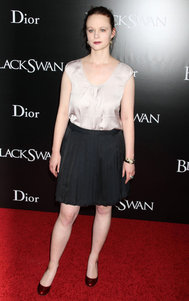 "Celebrities attending the premiere of ""Black Swan"" at the Ziegfeld Theatre in New York City, NY."