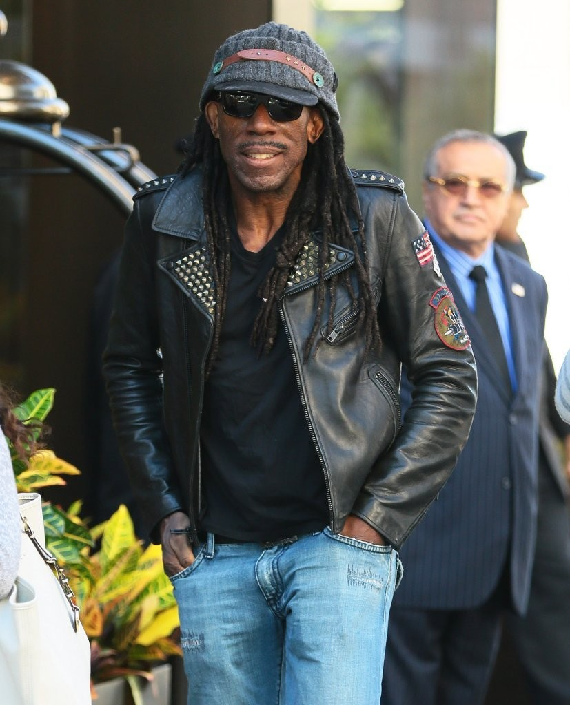 Boyd Tinsley Boyd Tinsley Out And About In Nyc Zimbio