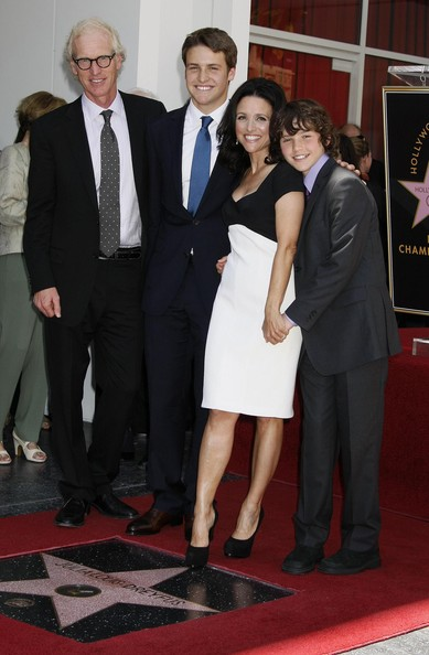 Julia Louis-Dreyfus Getting A Star On The Hollywood Walk Of Fame