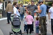 Bree Turner and Dean Saliman Photos Photo