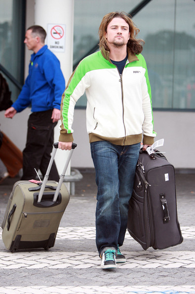 WWE Superstars Arriving In Perth Airport
