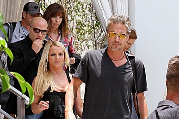Britney Spears Jason Trawick Britney Spears and Jason Trawick Head Out In Miami