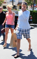 Britney Spears Jason Trawick Britney Spears And Jason Trawick Out Shopping In Calabasas