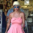 Britney Spears Goes Shopping