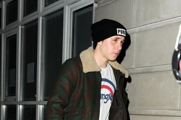 Brooklyn Beckham Sofia Richie and Brooklyn Beckham Go Out in London