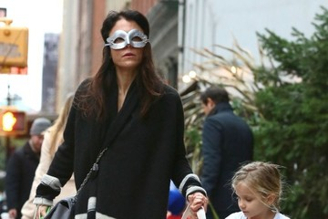 Bryn Hoppy Bethenny Frankel Out with Her Daughter