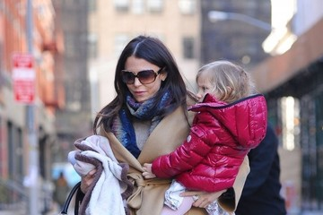 Bryn Hoppy Bethenny Frankel Picks Bryn Up From School
